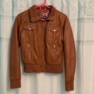 Jackets & Blazers - Brown jacket